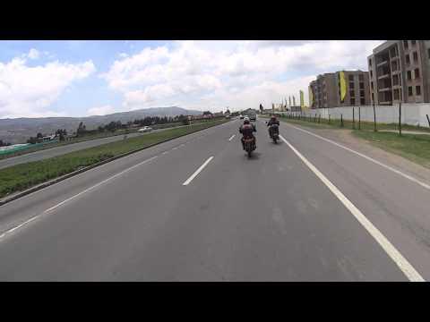 Rodando con Mauricio y Jairo, Zipa Bogota