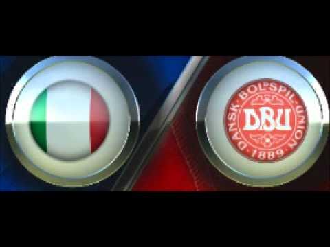 Italy Vs Denmark 3-1 All Goals & Highlights (World Cup 2014 Qualifier) fifa12
