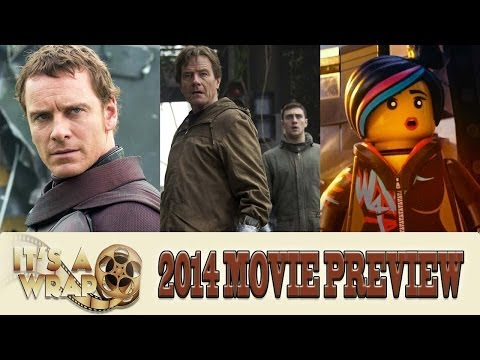 2014 Movie Preview & Predictions: It's A Wrap!