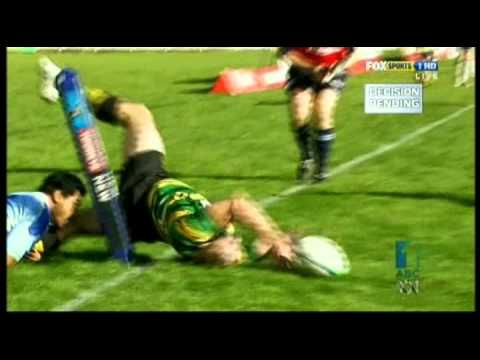 Super Rugby Video Highlights 2011 - Inside Rugby plays of the week Rd. 11 - Inside Rugby plays of th