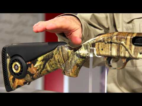 Gallery of Guns TV 2013: Mossberg 835 Turkey Shotgun 12ga with Mathews Recoil Reduction