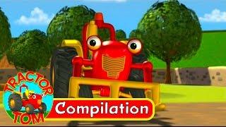 Tracteur Tom - Compilation 1 (Français)