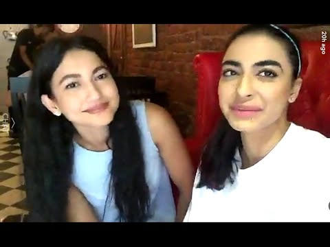Gauhar Khan and Bani J Q&A thumbnail
