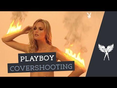 Playboy Covershooting - Miriam Höller - YouTube