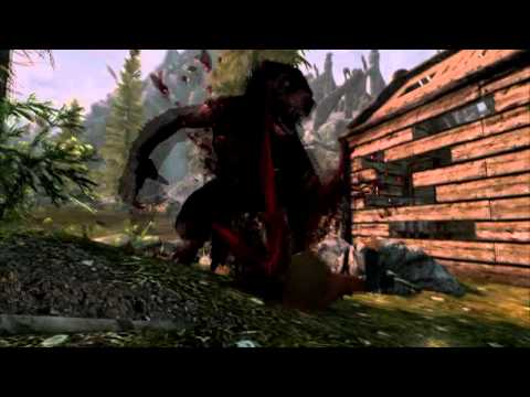 Skyrim - Kill children in 3 examples (-18)