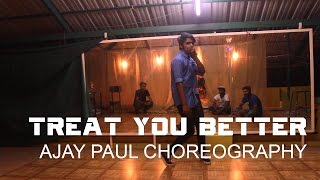 Shawn Mendes - Treat You Better | Dance choreography | Ajay Paul | RollUpHills | @shawnmendes