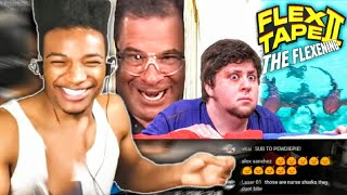 "ETIKA REACTS TO ""FLEX TAPE 2 : THE FLEXENING"""
