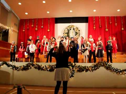 Delphi Academy of Florida Christmas Show 2012