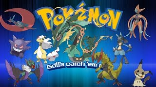All 802 Pokemon (Generations 1-7) (Outdated)