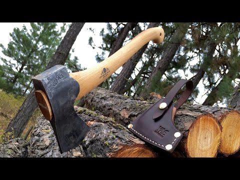 Gransfors Bruk Small Forest Axe | Review + Sheath