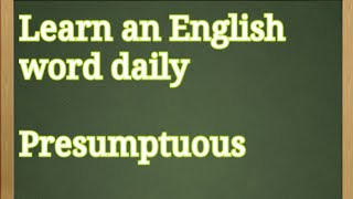 Learn an English word daily with bk