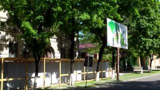 Monument de arhitectură din #Chișinău în pericol