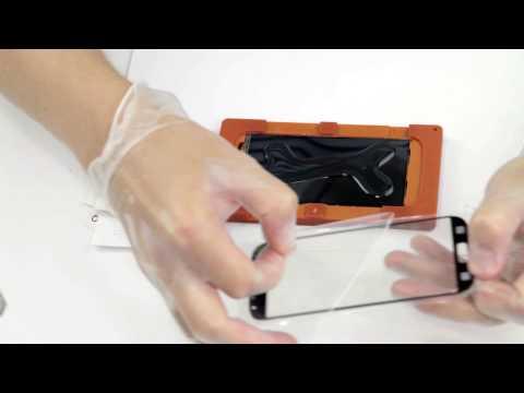Samsung Galaxy S4 glass screen replacement tutorial Loca method [HD] [HQ]. repair GTi9505 SIV DIY
