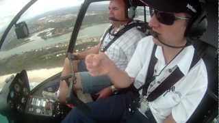 Your first Helicopter lesson