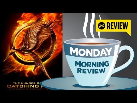 Monday Morning Review with SPOILERS - THG: Catching Fire (2013) - Jennifer Lawrence Movie Review HD