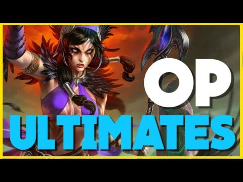 Smite - Top 10 Most OP Ultimates