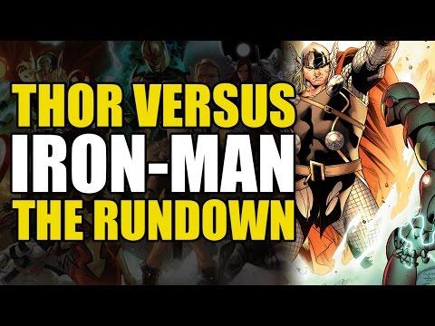 Thor destroys Ironman (The Rundown)