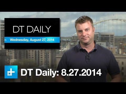 Smartphones from Burger King, Robot brain trust, Coolest Cooler tops Kickstarter - DT Daily (Aug 27)