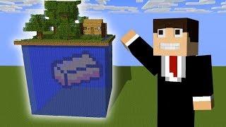 Régi és furcsa Minecraft építményeim