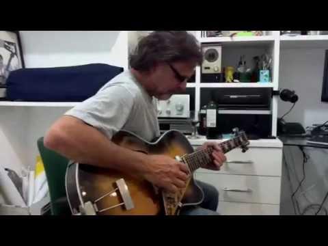 Ricardo Giesta Tribute to Cornell Dupree Eric Gale e Heitor Pereira