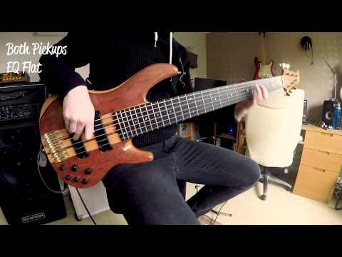 Yamaha TRB6PII - 1 Minute Demo