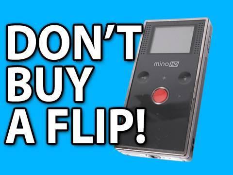 The Flip Video Camera Sucks Balls