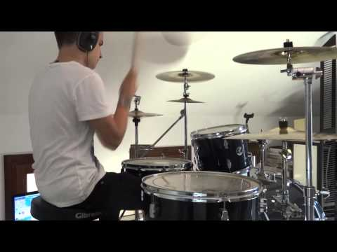 Marco Trerè - Paramore - Crushcrushcrush (Drum Cover)