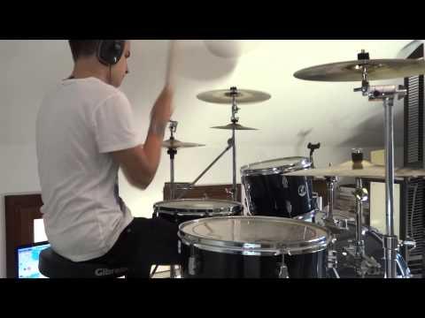 Marco Trerè - Paramore - Crushcrushcrush (Drum Cover)