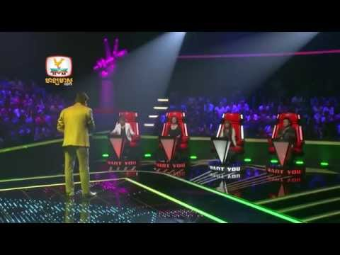 The Voice Cambodia - Nuon Vuthy - 17 Aug 2014