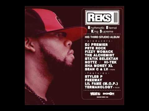 Reks- 25th Hour (Dirty Version) (CDQ)