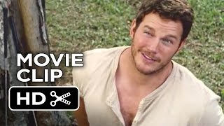 Jurassic World Official Movie Clip #1 - Alive (2015) - Chris Pratt, Bryce Dallas Howard Movie HD