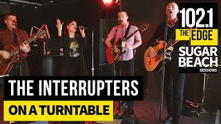 The Interrupters - On a Turntable (Live at the Edge)