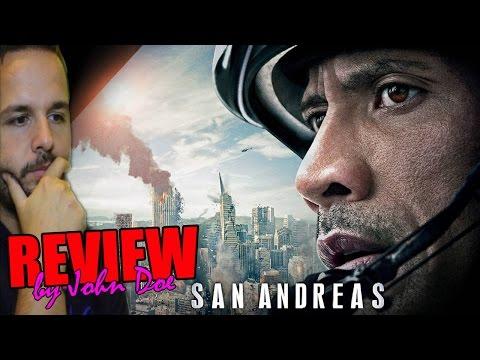 San Andrés (2015) - CRÍTICA - REVIEW - HD - San Andreas - Dwayne Johnson - Alexandra Daddario