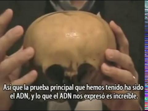 EVIDENCIA ADN ALIEN:El descubrimiento que cambiara el mundo