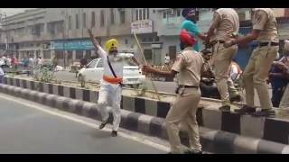 Golden Temple Amritsar 6 June Sikh Attack Punjab Police