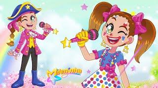 download musica PINTA CARA A da Cantora Mileninha - 12 anos