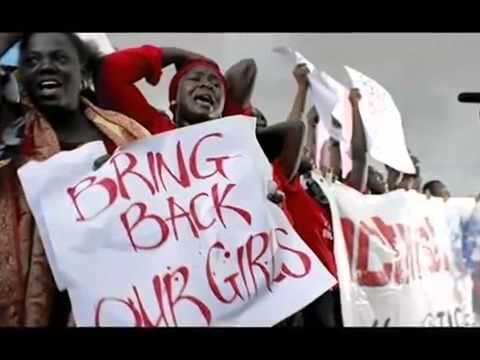 Nigeria kidnap David Cameron joins Bring Back Our Girls campaign MUST SEE