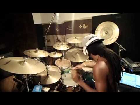 Drum Cover : work Hard, Play Hard By Wiz Khalifa (hq) video