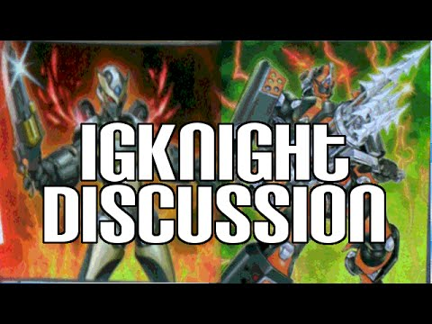 Yugioh Igknight Discussion - New Normal Pendulum Archetype video