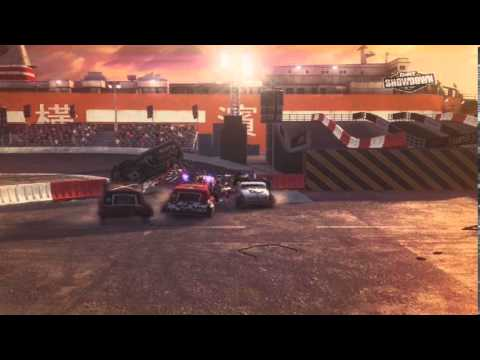 DiRT Showdown-RAMPAGE-YOKOHAMA FREIGHT-3-SMASHING HIT AND RUN