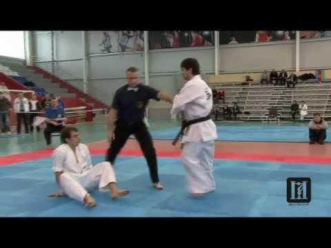 Чемпионат России по карате Киокушинкай 2012