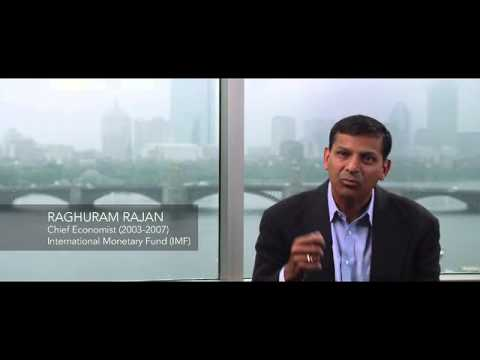 Raghuram Rajan predicting the crisis...(Inside Job)