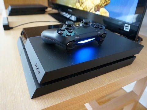 Sony Playstation 4 - Unboxing & Review