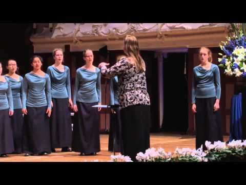 St Cuthbert's College – Saints Alive – Laudate Pueri Dominum