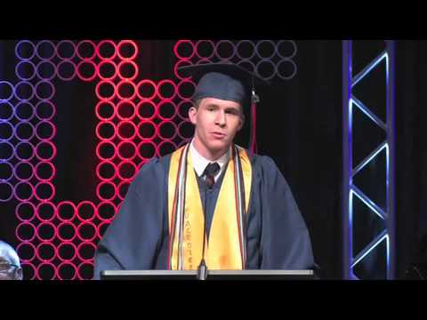 Trinity Christian High School - Lubbock, TX Valedictorian Speech 2013