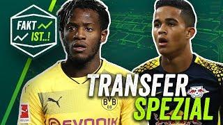 Fakt ist: Aubameyang, Martins, Batshuayi, Kluivert - Transfer Spezial Winterpause 17/18