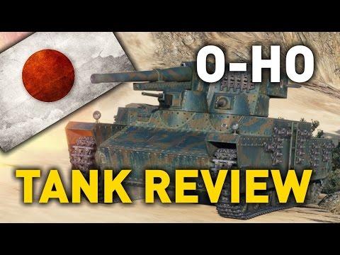 World of Tanks || O-HO - Tank Review