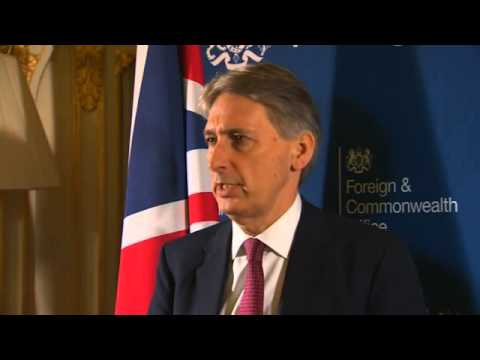 Philip Hammond says 'narrative' of Isis must be undermined