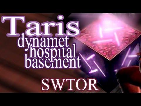 Taris,  Dynamet Hospital Basement SWTOR Datacrons -
