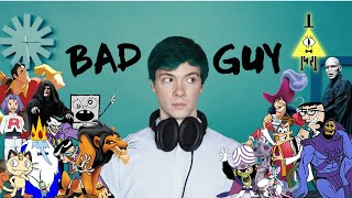 """Bad Guy"" Sung by Villain Impressions"